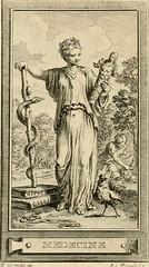 """Image from page 121 of """"Iconologie par figures, ou, Traité complet des allégories, emblêmes, &c. : ouvrage utile aux artistes, aux amateurs, et pouvant servir à l'education des jeunes personnes"""" (1791)"""