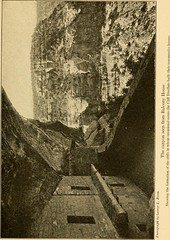 """Image from page 76 of """"The top of the continent; the story of a cheerful journey through our national parks"""" (1917)"""