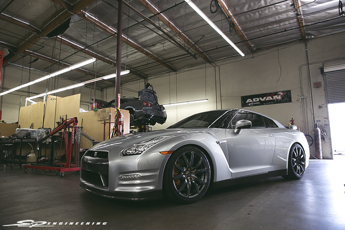 2015 Nissan GT-R Tuning Services & Packages – Now Available at SP Engineering