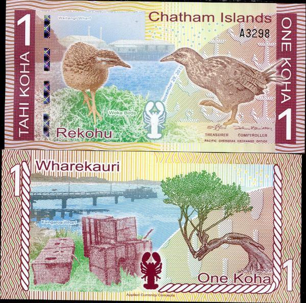 1 Koha Chatham Islands 2013-14