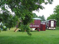 Gifford Circus Oxford July 2014