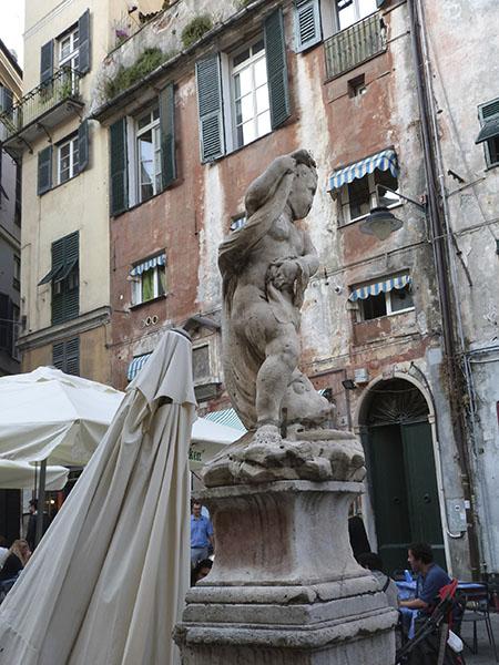 fontaine de la piazza delle erbe