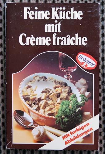 Feine Küche mit Crème fraîche