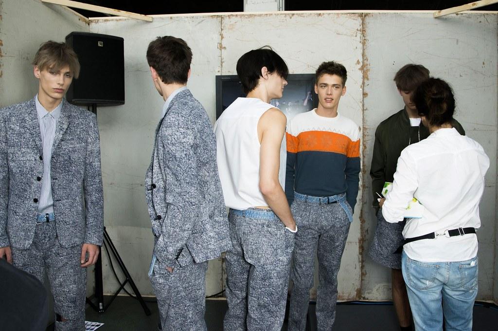 SS15 Paris Krisvanassche239_Marc Schulze, Karl Nalpas, Timur Simakov, Billy Vandendooren, Gustaaf Wassink(fashionising.com)