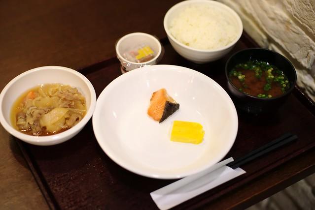 Photo:2014-07-13,この日の朝食,ホテルウイングインターナショナル名古屋 By rapidliner