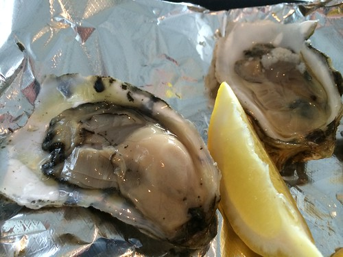 Chincoteague Oysters