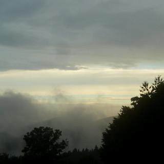 Fränkische xiv - Regenwolken