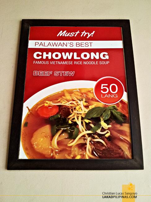 Chow Long Noodles in Munoz, Quezon City