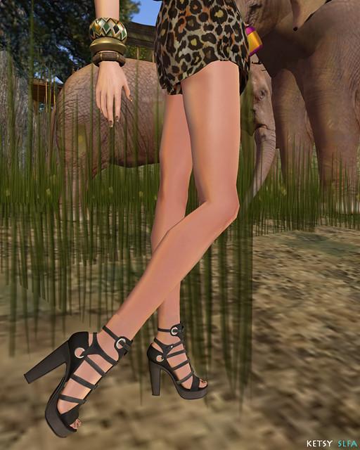 On Fashion Safari - COLLABOR88 & Hair Fair (New Post @ On Your Toes)