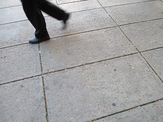 Denver sidewalk