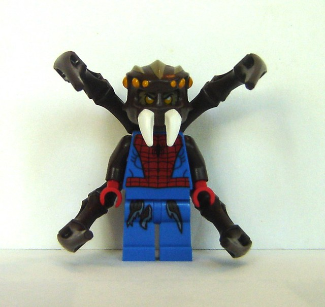 Inspiration custom marvel minifigures a gallery on flickr - Lego the amazing spider man 3 ...