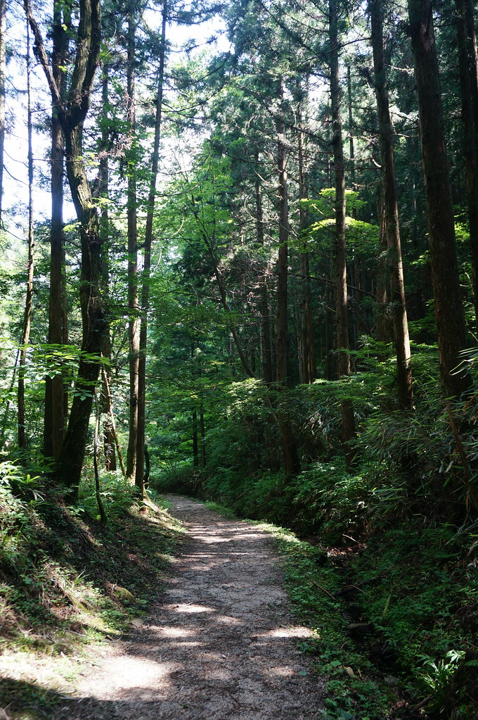 Tsumago - Magome Route