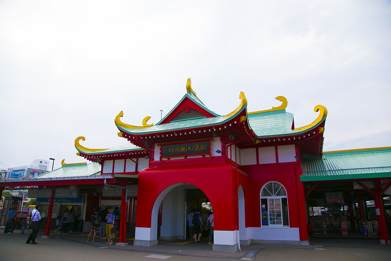 片瀬江ノ島・竜宮城