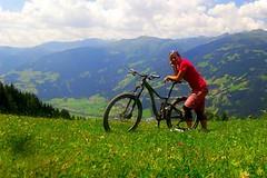 Zillertal Arena: ve vzduchu skolem i bez něj