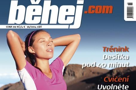 Nové Běhej.com poradí s nákupem bund i v tréninku na desítku