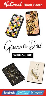 Blog Banner - Garance Dore (190x400px)
