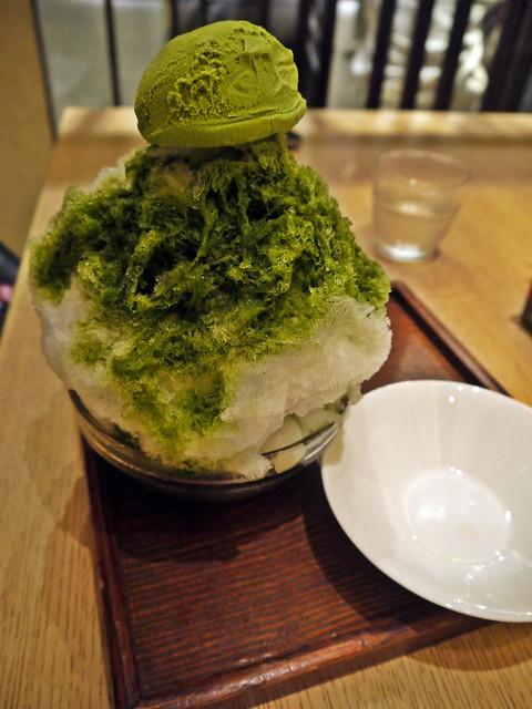 Kyoto Shaved Ice Roppongi