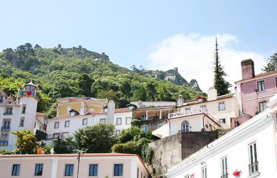 sintra, portugal liten