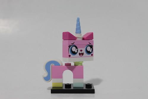 The LEGO Movie Unikitty SDCC 2014 Exclusive