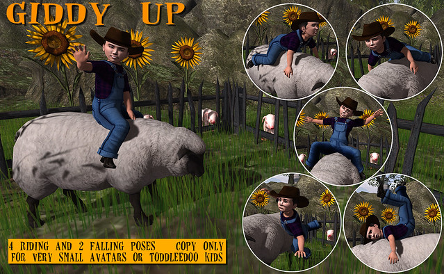 Bounce This Poses - Giddy Up