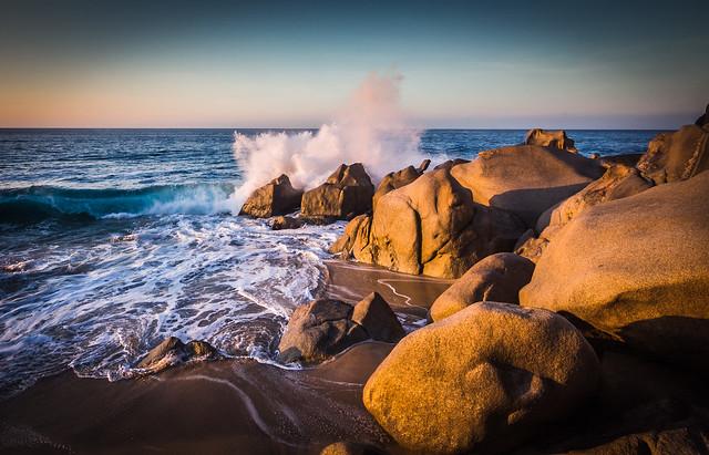 breaking waves by josedelsol - photo #16