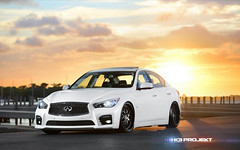 K3 Projekt Wheels | Infiniti Q50S featuring our IND-K37