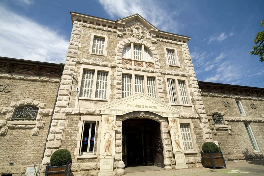 porte Marie de Bourgogne Beaune