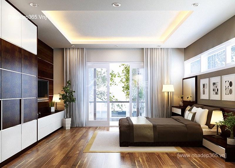 Thiết kế biệt thự vườn nhà Anh Minh - Hà Nội_11
