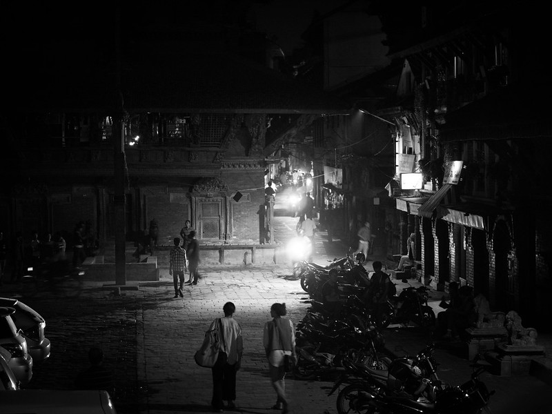 Load shedding in Patan