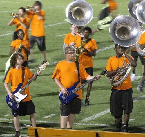 orange football bass northcarolina coaching marchingband tuba highschoolfootball americanfootball cumberlandcounty hopemills orangebench tylerjansen southviewhighschool cumberlandcountyschools southviewtigers footballinnorthcarolina