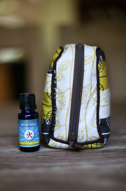 How to organize and travel with your Essential Oils