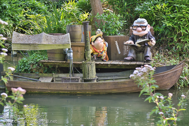 DLP Aug 2014 - Wandering through Adventureland