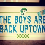 The boys are back uptown! If you haven't picked up your tickets yet, head on over to the Wilson Athletics Center to get one to our very first on-campus home game in years vs Georgia Tech on September 6th! #onlyattulane #rollwave #TUFW14