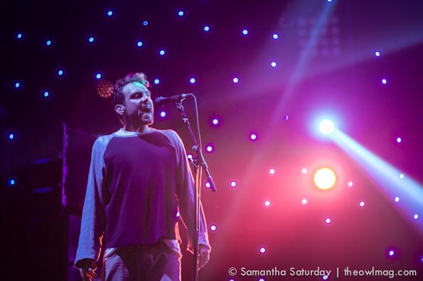 Slint @ FYF Fest 2014, Saturday