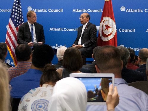 Tunisia's Democratic Successes: A Conversation with the President of Tunisia