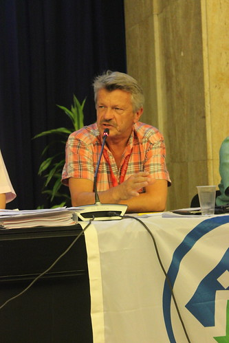 Oystein Aslasken,  rail section chair
