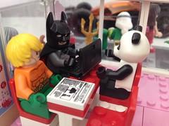 Justice League interviews part 4