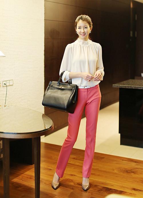 Thời trang công sở Thu Đông 2014 đẹp như Hàn Quốc cho Nữ 11