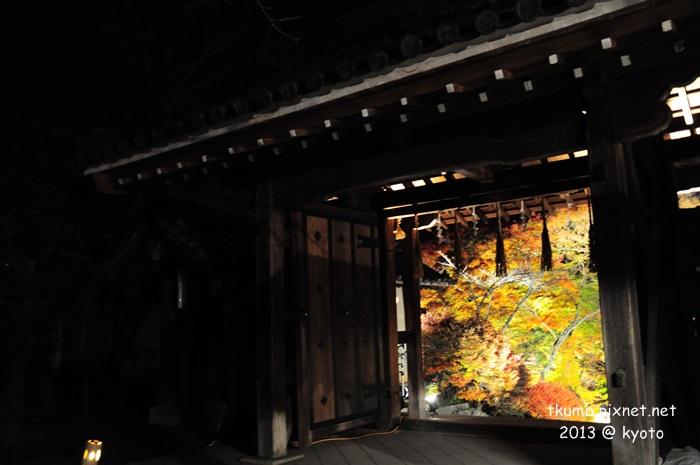 毘沙門堂夜間點燈 (5).jpg