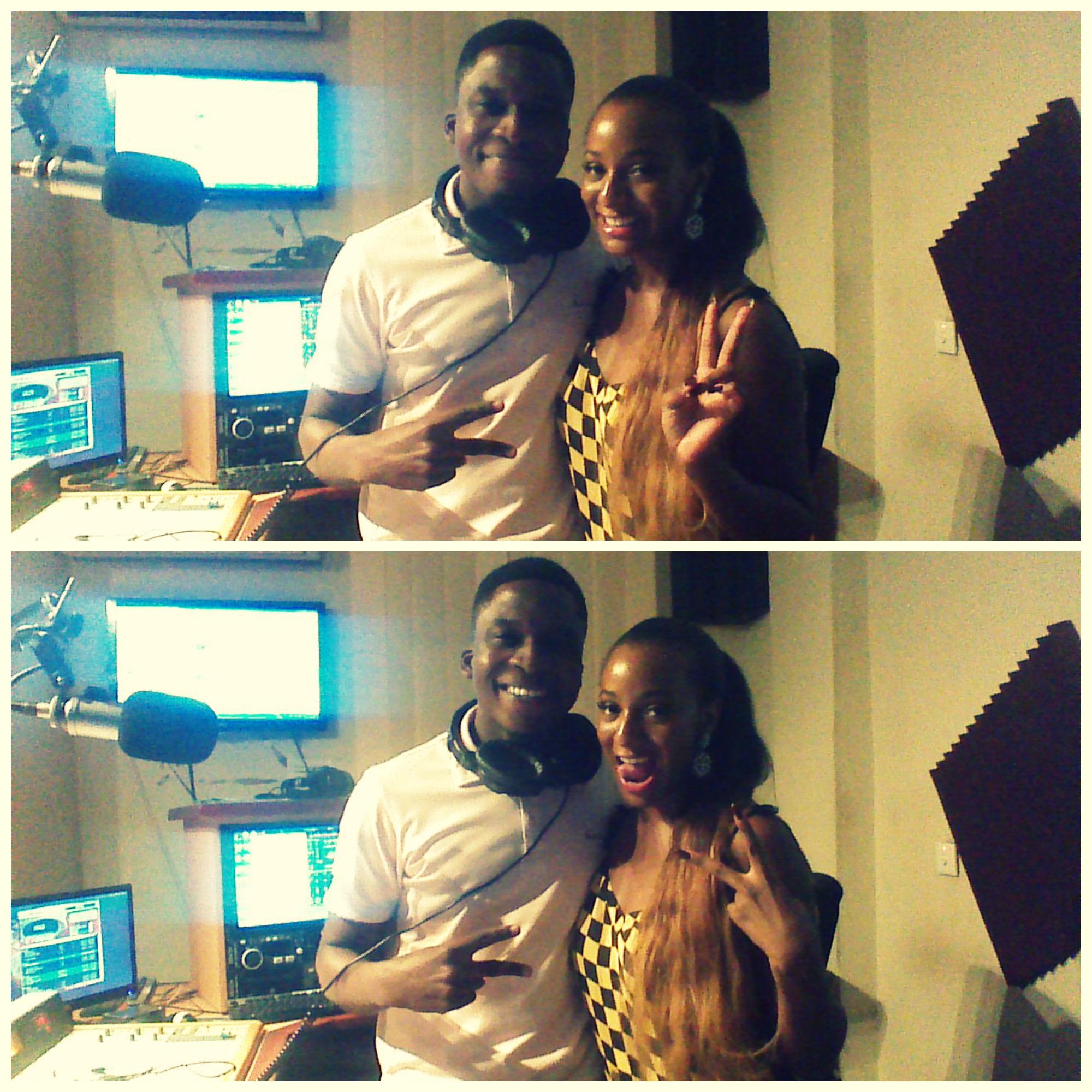 Antoine Mensah & DJ Cuppy b
