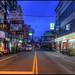 Street of Feng-Yuan, Taiwan