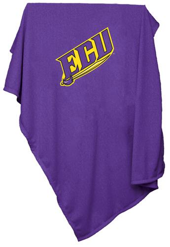 ECU Pirates NCAA Sweatshirt Blanket