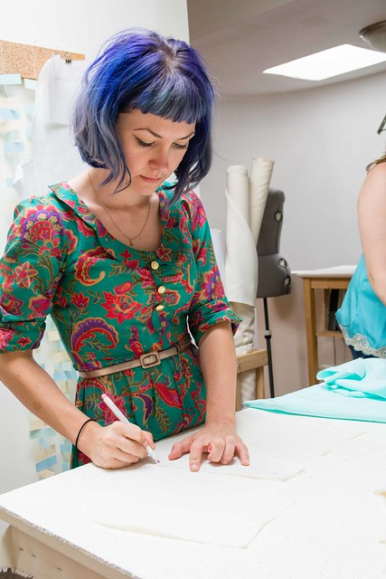 Pants-Making Intensive at WORKROOM SOCIAL - sewing studio Brooklyn, NY