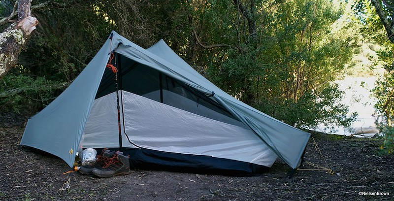 Notch & Nielsen Brown Outdoors: What works for me: Shelters