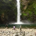 Wasserfall in Batad