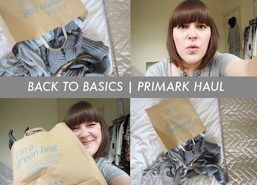 Back to Basics | Primark Haul