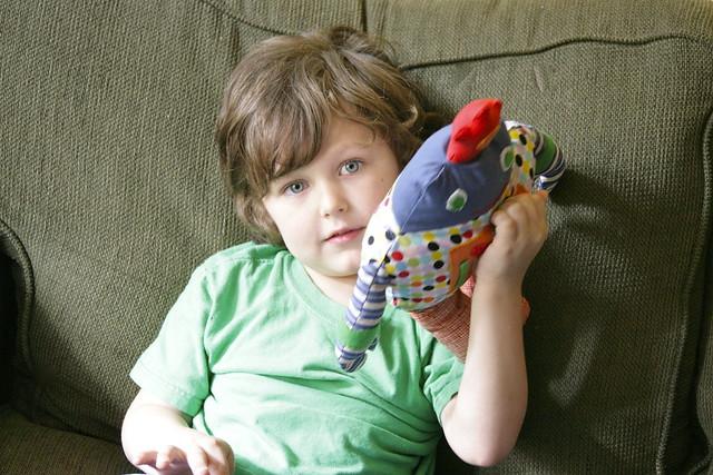 Joe and his Robot