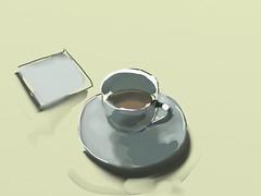 Costa Coffee 432 by Richard Carl Pearson
