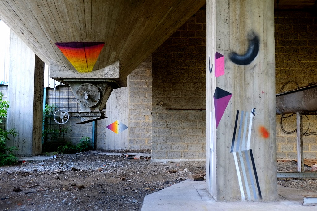 streetart   e1000   ghent . belgium