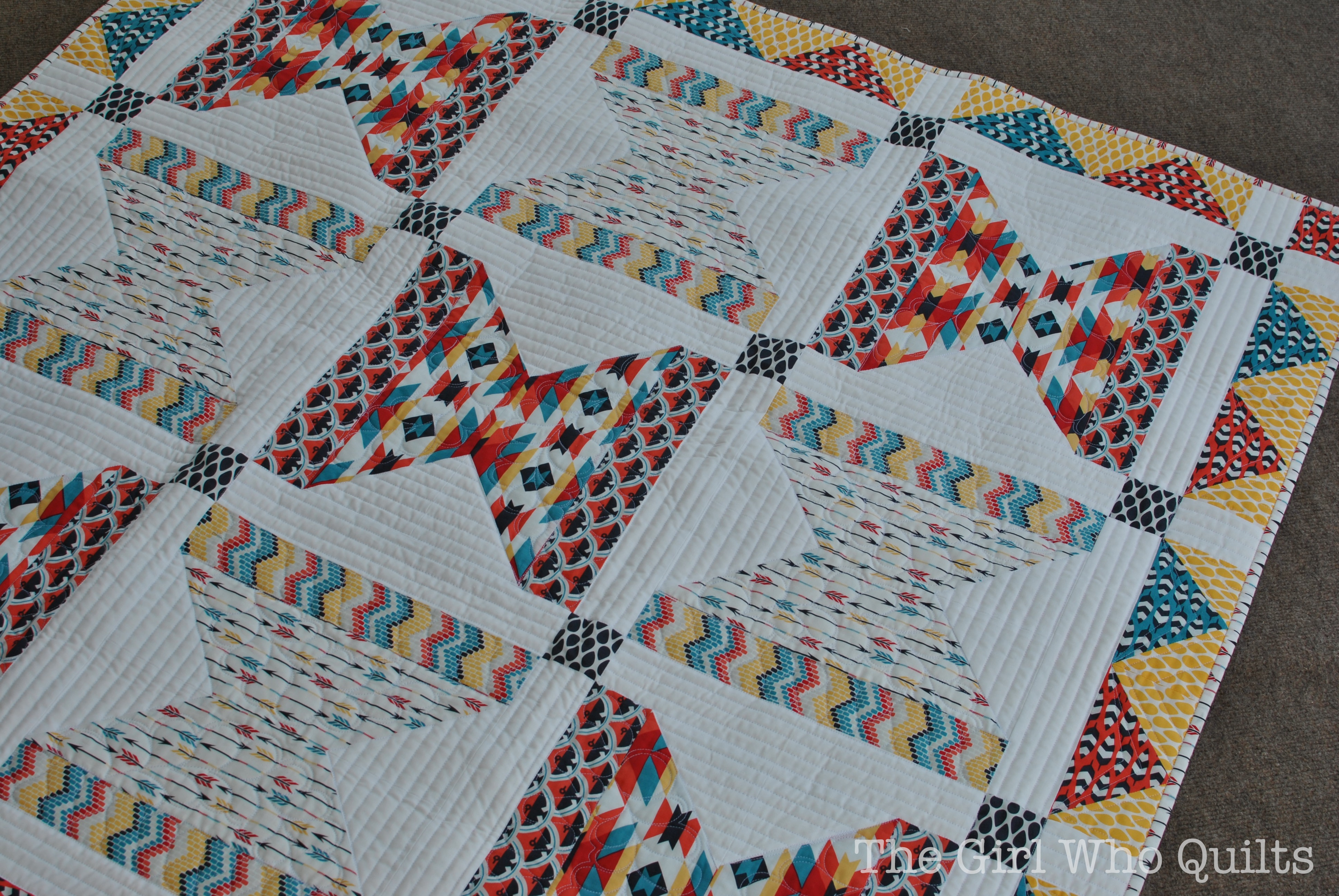 Rhythm Quilt for Cloud 9